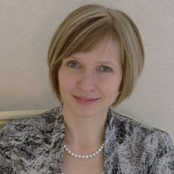 Speaker for the Third Russian Capacity Building Workshop, Maria Balashova, The Dean of Synergy Business School.