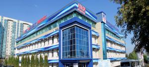 AMBA & BGA joint accreditation, Alma University.